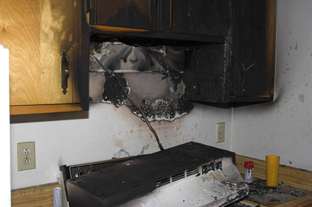 Fire Damage cleaning staten island