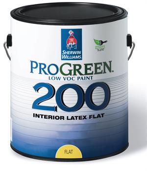 ProGreen 200 — Your Enviornmental Paint Solution